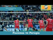 Sir Safety Perugia - Copra Piacenza (Highlights)