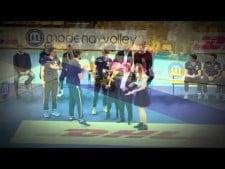 Modena Volley team presentation