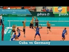 Cuba - Germany (Highlights)