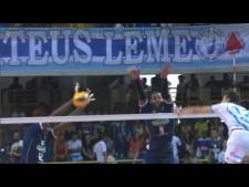 Sada Cruzeiro Volei - Zenit Kazan (short cut)