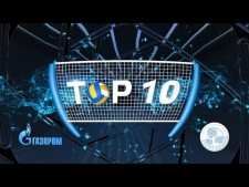 TOP10 Digs by Zenit Kazan in season 2014/15