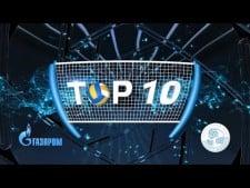 TOP10 Aces by Zenit Kazan in season 2014/15