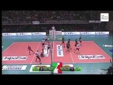 Top Volley Latina - Vero Volley Monza (Highlights)