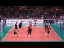 Resovia Rzeszów - Dragons Lugano (Highlights)