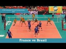 France - Brazil (Highlights)