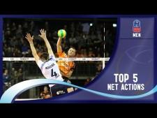 Best net actions: Champions League (1st week)