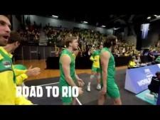 Australia Road to Rio de Janeiro