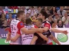 Aleksander Śliwka 4 aces in a row