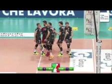 Vero Volley Monza - CMC Ravenna (Highlights)