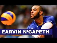 Earvin N'Gapeth in World League 2015 (2nd movie)
