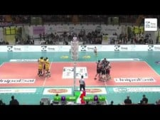 Vero Volley Monza - Pallavolo Modena (Highlights, 2nd movie)