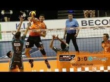 Berlin Volleys - Evivo Düren (Highlights)