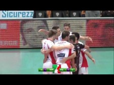 Calzedonia Verona - Copra Piacenza (Highlights)