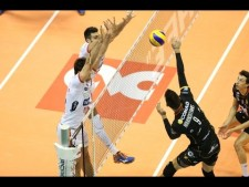 CMC Ravenna - Trentino Volley (Highlights)
