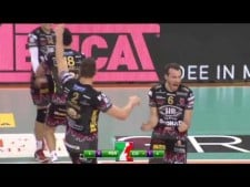 Sir Safety Perugia - Lube Banca Macerata (Highlights)