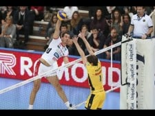 Trentino Volley - Modena Volley (Highlights)