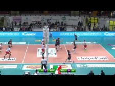 Vero Volley Monza - Exprivia Molfetta (Highlights)