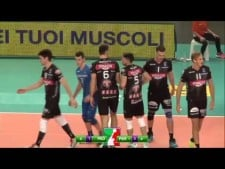 Tonazzo Padova - Sir Safety Perugia (Highlights)