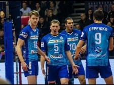 Belogorie Belgorod - Dynamo Moscow (Highlights)
