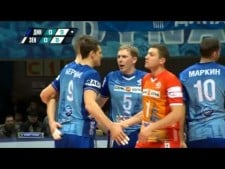 Belogorie Belgorod - Dynamo Moscow (full match)