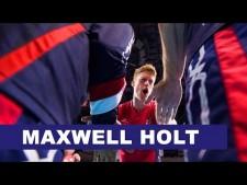 Maxwell Holt in World League 2015