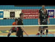 Narbonne Volley - Chaumont Volley-Ball (Highlights)
