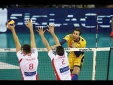Modena Volley - Copra Piacenza (Highlights)