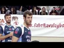 Arkas Spor Izmir - Halkbank Ankara (full match)