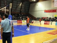Arago de Sète - Narbonne Volley (last point)