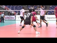 Yuki Ishikawa in match Japan - Egypt