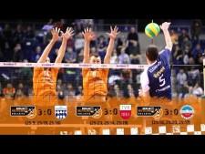 Berlin Volleys - Herrsching/Rottenburg/Dupnitsa (Highlights)