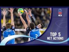 Best net actions: Champions League (3rd week)