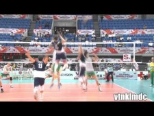 TOP10 Best Volleyball Hits 2015