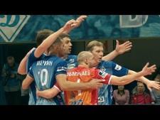 Dynamo Moscow - Gazprom Surgut (Highlights)