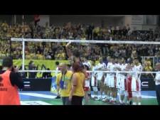 Trentino Volley gives Osmany Juantorena award