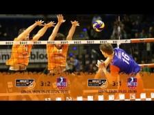 Berlin Volleys - TG Rüsselsheim (Highlights)