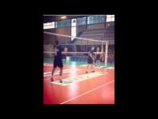 De Cecco and Franceschini training
