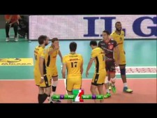 Tonazzo Padova - Modena Volley (Highlights)