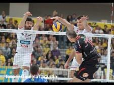 Trentino Volley - Lube Banca Macerata (last points)