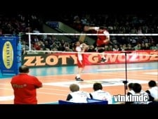 TOP10 Best Volleyball Actions during warm-up