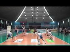 MKS Będzin - Resovia Rzeszów (Highlights)