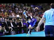 TOP10 Best Volleyball Digs 2015