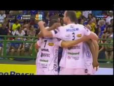 Ricardo Lucarelli show (Sada Cruzeiro - Funvic/Taubaté)