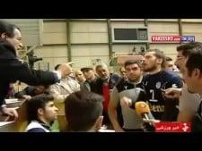 Fight in Iran