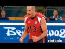 TOP10 Best Volleyball Actions 2008