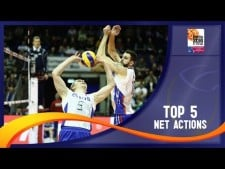 Best net actions: Group Stage