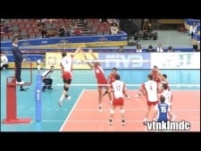 TOP 10 Best Volleyball Actions 2009