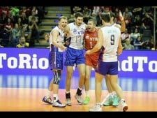 Russia - France (full match)