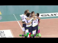 Lube Banca Macerata - Top Volley Latina (Highlights)