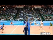 TOP10 Best Volleyball Actions 2010